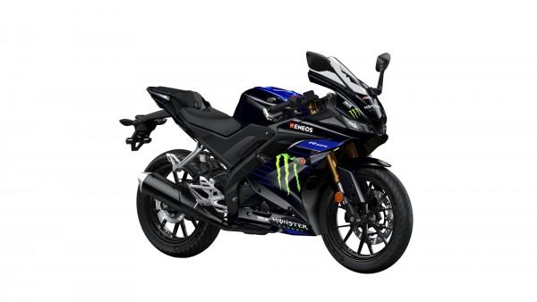 R125 Monster Energy Yamaha...