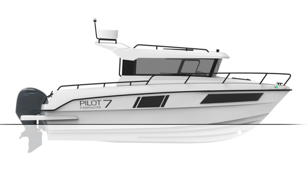 Finnmaster Pilot 7 kateris