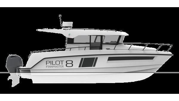 Finnmaster Pilot 8 kateris